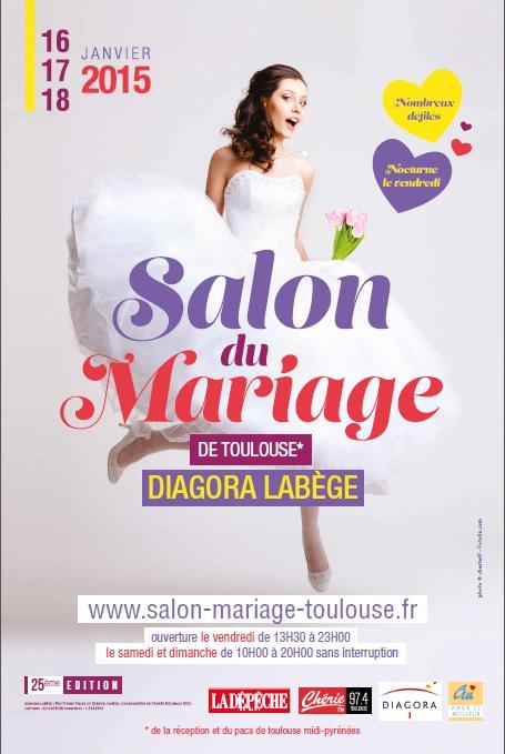 Liste des Salons du Mariage en 2017